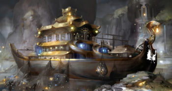 Treasure-Cruise-MtG-Art