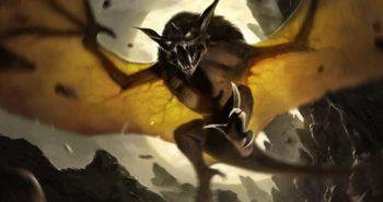 Dirge-Bat-Ikoria-MtG-Art