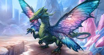 Sprite-Dragon-Ikoria-MtG-Art