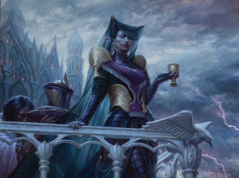 Throne of Eldraine – analiza dodatku pod kątem limited: Czarny
