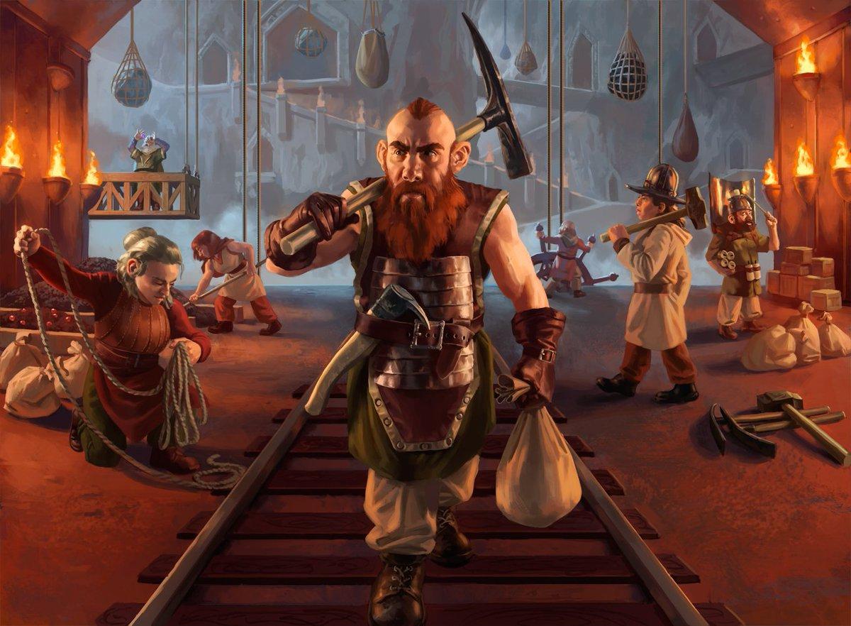 Throne of Eldraine – analiza dodatku pod kątem limited: Czerwony