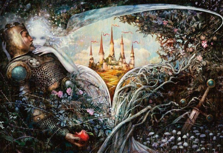 Throne of Eldraine - pełny spojler