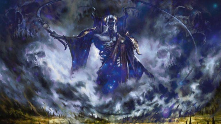 Theros Beyond Death - analiza dodatku pod kątem limited - czarny