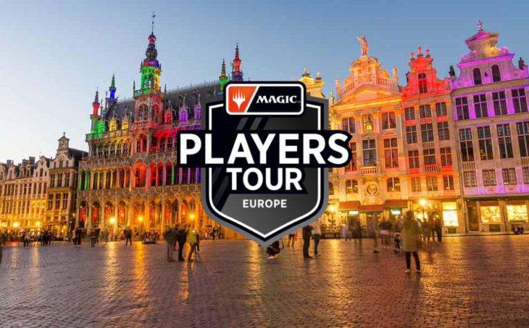 Decklisty z top8 Players Tour Brussels