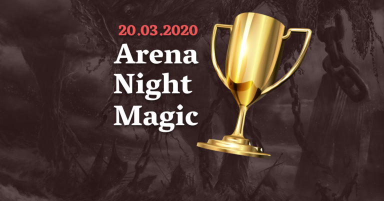 Decklisty i relacja z top 8 Arena Night Magic