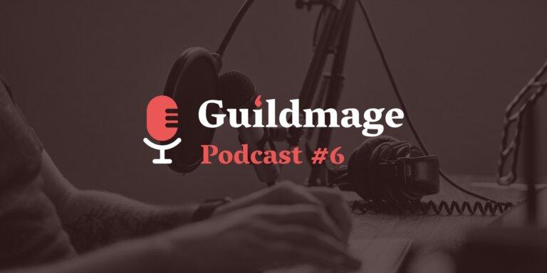 Podcast #6 - Ian Duke, czy mnie słyszysz?