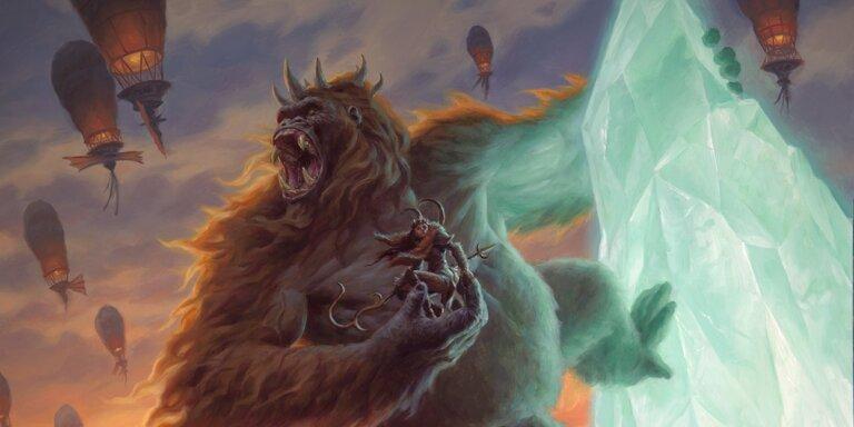 Mistrzowie limited: Ikoria #1