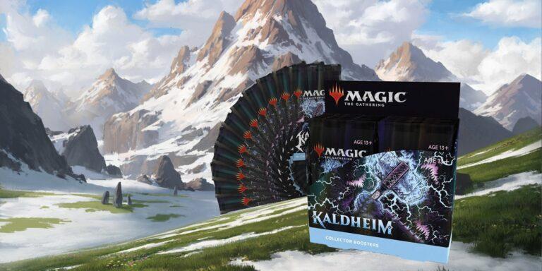 Wygraj Collector's Booster z Kaldheim!