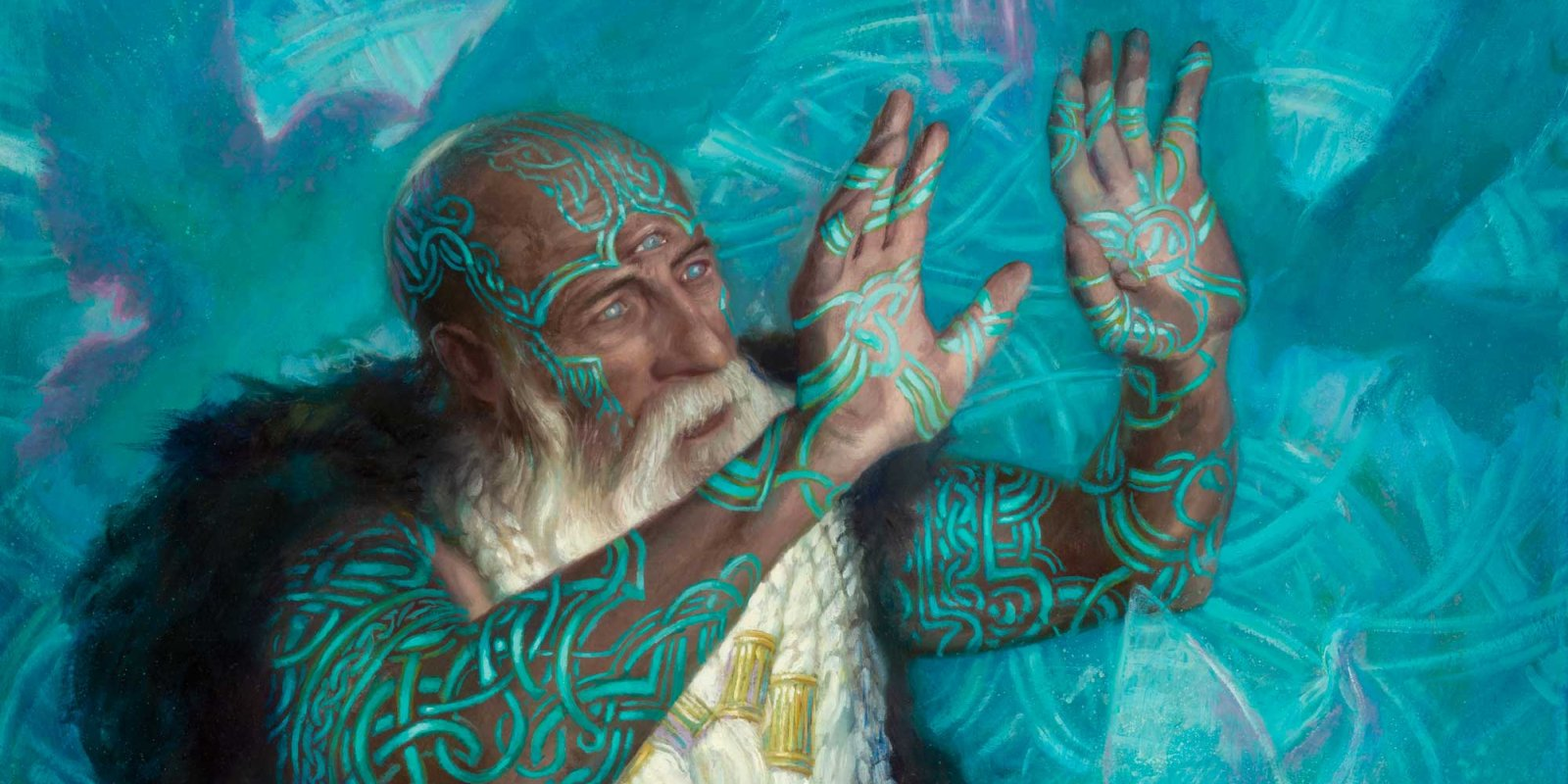 Analiza Kaldheim w limited – niebieski
