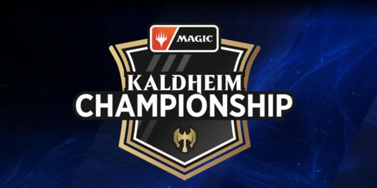 Grzegorz Kowalski w top 8 Kaldheim Championship!