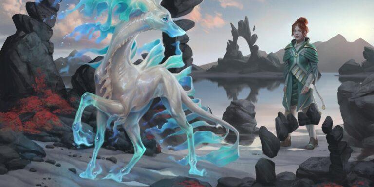 Analiza Strixhaven w limited – niebieski