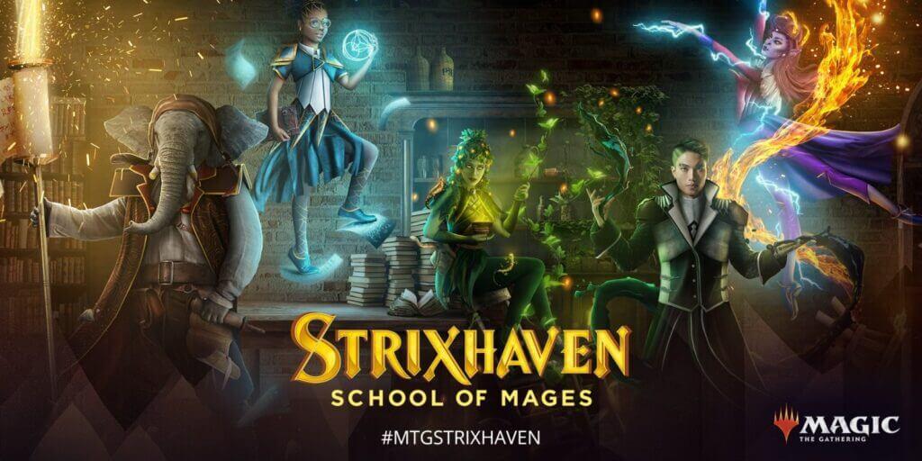 Znamy wszystkie karty ze Strixhaven. Zobacz pełny spoiler