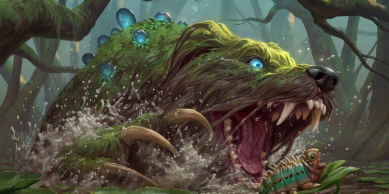 Analiza Strixhaven w limited - zielony