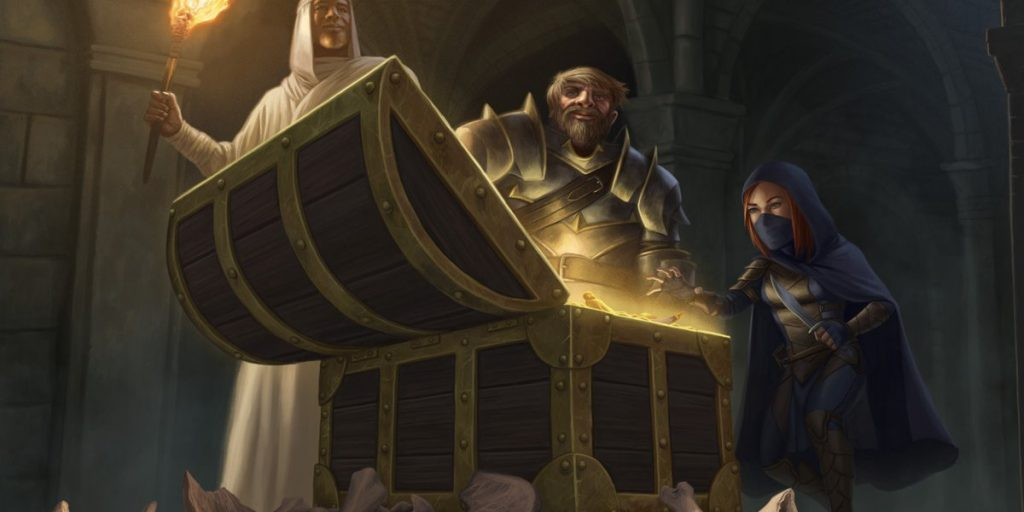 Analiza Adventures in the Forgotten Realms w limited – bezkolorowe
