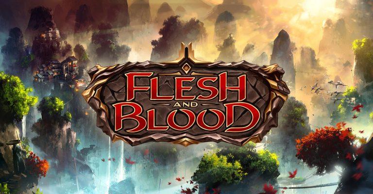 Byliśmy na prerelease Flesh and Blood!