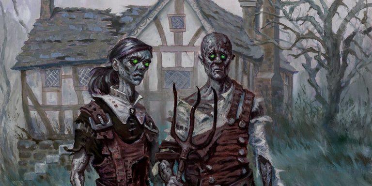 Przegląd archetypów w limited Midnight Hunt I